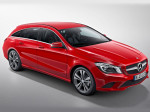 Mercedes CLA Shooting Brake 2015 Фото 11
