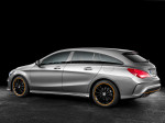 Mercedes CLA Shooting Brake 2015 Фото 13