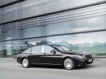 Mercedes-Maybach S600 Pullman 2016Фото 06