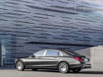 Mercedes-Maybach S600 Pullman 2016Фото 08