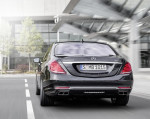 Mercedes-Maybach S600 Pullman 2016Фото 15