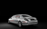 Mercedes-Maybach S600 Pullman 2016Фото 16