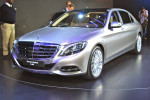 Mercedes-S600 Maybach Фото 18