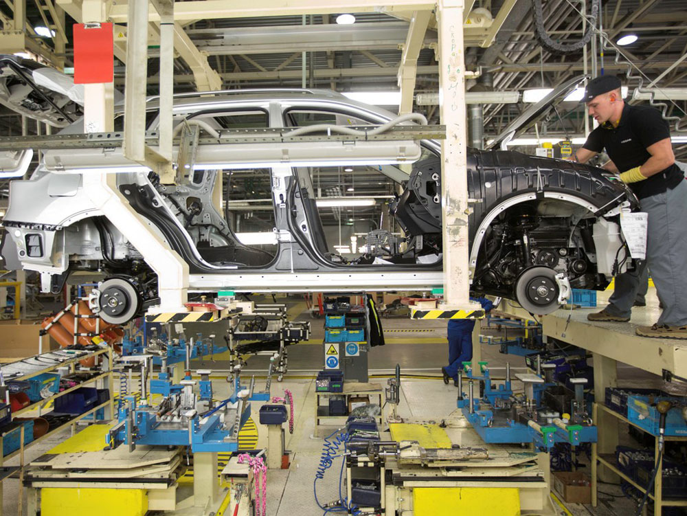 """automotive industry and nissan $10b company to build aluminum plant near clarksville """"aluminum is a growing material of choice for the automotive industry automotive suppliers nissan."""