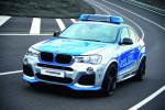 Police BMW X4 AC-Schnitzer 2015 Фото 01
