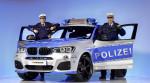 Police BMW X4 AC-Schnitzer 2015 Фото 03