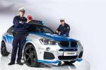 Police BMW X4 AC-Schnitzer 2015 Фото 04