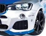 Police BMW X4 AC-Schnitzer 2015 Фото 05