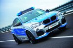 Police BMW X4 AC-Schnitzer 2015 Фото 08