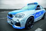 Police BMW X4 AC-Schnitzer 2015 Фото 09