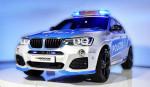 Police BMW X4 AC-Schnitzer 2015 Фото 11