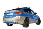 Police BMW X4 AC-Schnitzer 2015 Фото 12