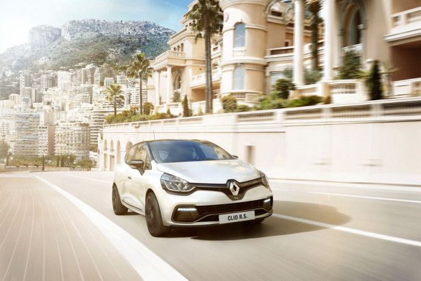 Renault Clio Monaco GP 2015 Фото 04