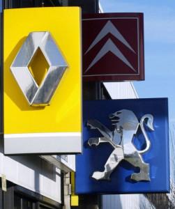 Renault и PSA