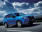 Subaru Forester STI tS 2015 Фото 06
