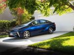 Toyota Mirai 2015 Фото 06