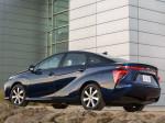 Toyota Mirai 2015 Фото 07