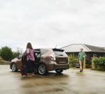 Toyota Prius v 2015 Фото 13