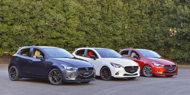Тюнинг Mazda в Токио Фото 11