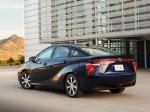 Водородный Toyota Mirai 2015 Фото 09