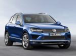 Volkswagen Touareg 2015 Фото 02