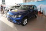 Презентация обновленного Volkswagen Touareg в Волгограде от компании Арконт
