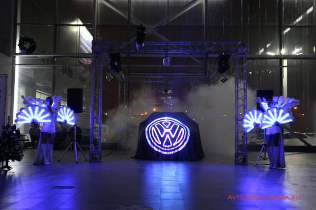 Volkswagen Touareg Волга-Раст Фото 22
