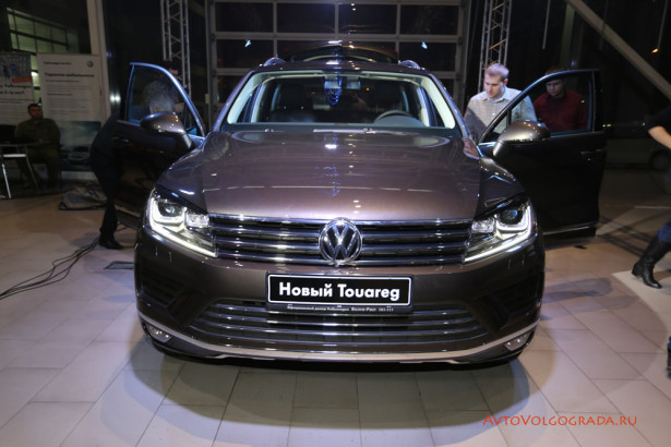 Volkswagen Touareg Волга-Раст Фото 36