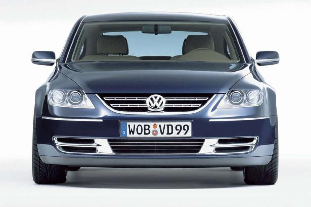Volkswagen концепт-D 1999 Фото 2