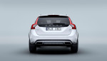 Volvo V60 Cross Country, exterior, studio, rear