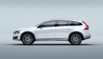 Volvo V60 Cross Country, exterior, studio, side