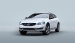 Volvo V60 Cross Country, exterior, studio, front, side