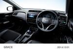 гибридный Honda Grace 2014 Фото 37