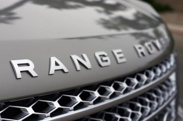 range rover logo