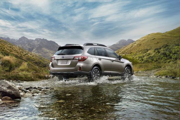 Автомобили Subaru 2015 фото 05
