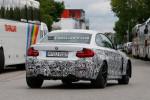 BMW M2 2016 Фото 13