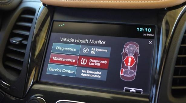 Chevrolet создала систему, предсказывающую поломки
