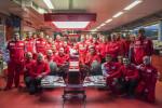 Команда Ferrarii F1 2015 фото 03