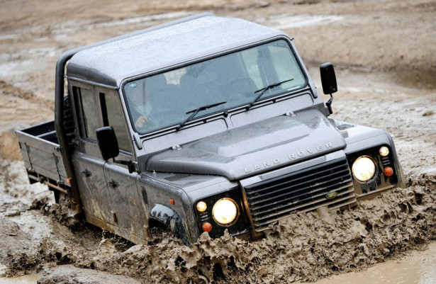 Land Rover Defender 2015 Фото 01
