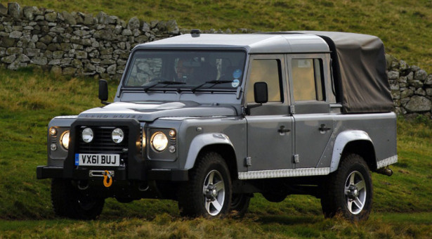 Land Rover Defender 2015 Фото 02