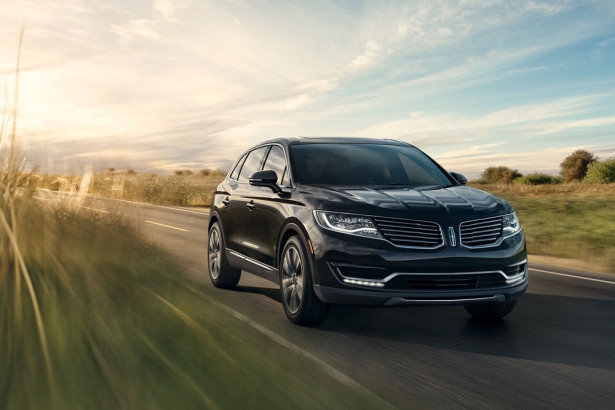 Lincoln MKX 2016 Фото 11