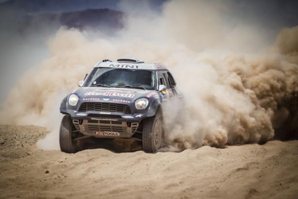 MINI Dakar 2015 Фото 1