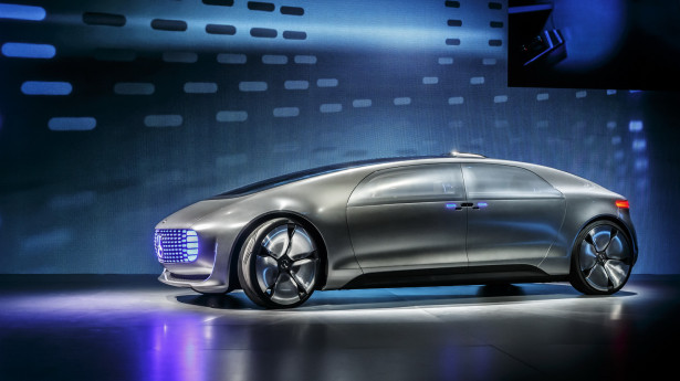 Mercedes Benz F 015 Luxury in Motion 2015 Фото 01