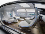 Mercedes Benz F 015 Luxury in Motion 2015 Фото 05