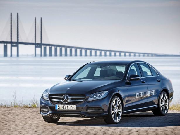 Mercedes C350 Plug-In Hybrid 2015 Фото 08