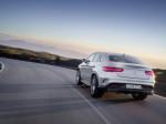 Mercedes GLE63 AMG S Coupe 2015 Фото 01