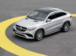 Mercedes GLE63 AMG S Coupe 2015 Фото 03
