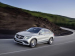 Mercedes GLE63 AMG S Coupe 2015 Фото 04