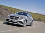 Mercedes GLE63 AMG S Coupe 2015 Фото 05