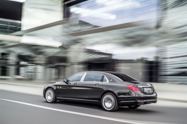 Mercedes Maybach S600 2015 Фото 64